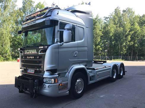 Scania R730 - 2017