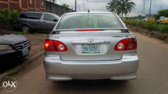 2007 toyota corola sport for sale cheap Alimosho - image 1