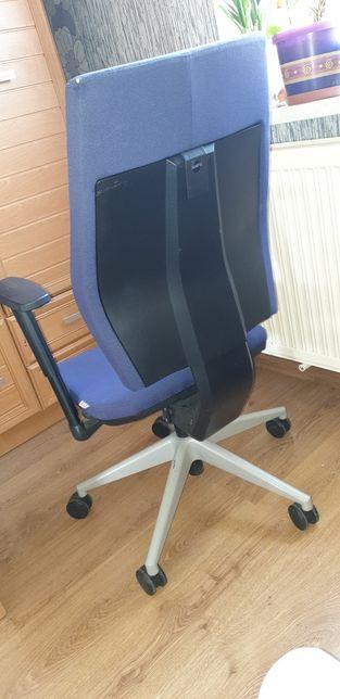 Krzesło Biurowe Obrotowe Kolor Niebieski Zielona Góra Olxpl