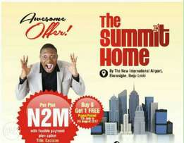 The Summit Homes Elerangbe Ibeju Lekki Now Selling With Excision