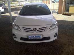 2012 Toyota Corolla Exclusive 2.0 for sale