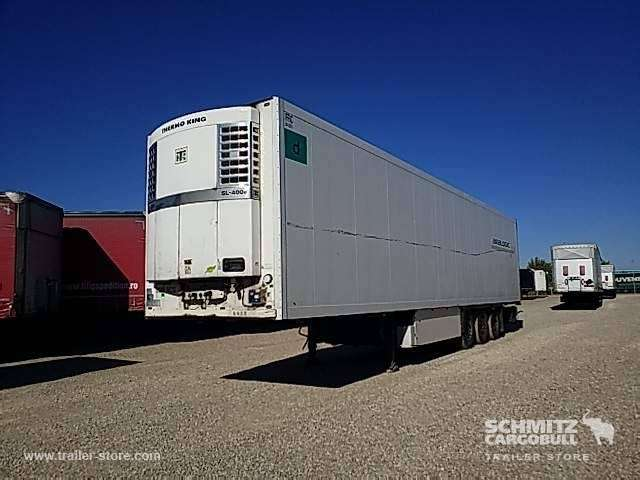 Schmitz Cargobull Semiremolque Frigo Sistema carne colgada - 2008 - image 4