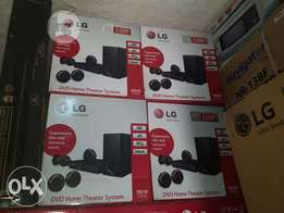 Brand New LG home theater one box bass blast HT 358SD