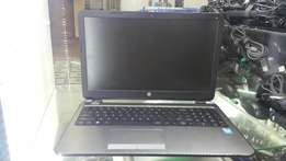 Hp 250 for sale very clean with original charger