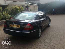 Mercedes Benz E200 Very clean