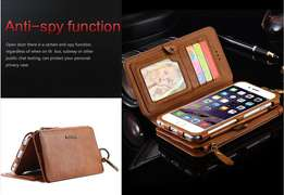 Iphone 6/7 cover with wallet & card holder- Lambaid online store