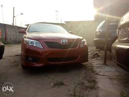 Toks 2011 Toyota Camry Sport with dual exhaust, V4 engine and leather