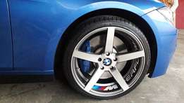 19inch mag wheels for sale