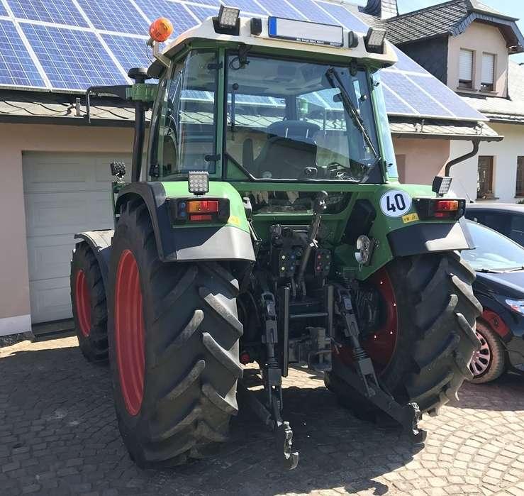 Fendt Farmer 309 C mit Frontlader und Frontzapfwelle - 2003 - image 2