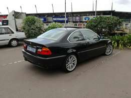 Bmw 323ci Low Kms Must See