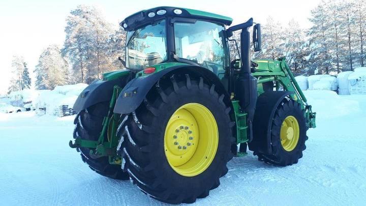 John Deere 6215r Traktori - 2016 - image 5