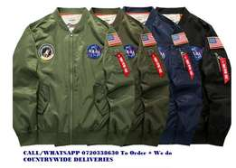 Bomber Jackets on Offer + We do Countrywide Deliveries