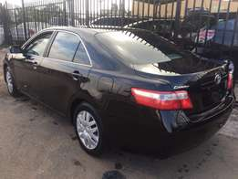 Clean Lagos Cleared 2007 Toyota CamryLE