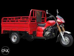 200cc Tricycle Air cooled Engine Cargo body