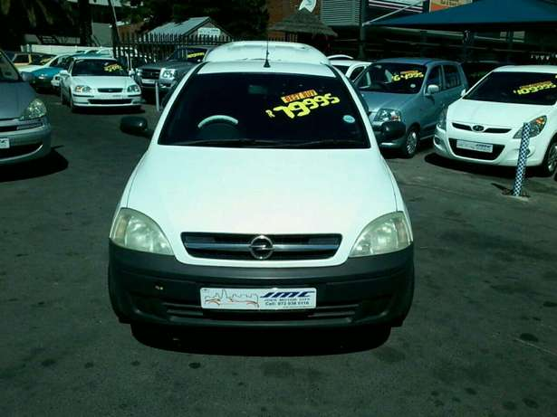 2006 opel corsa utility Cape Town - image 1
