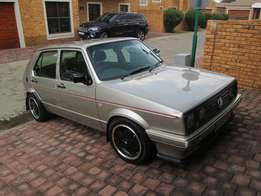 Citi Golf with 2.0 GTI Motor