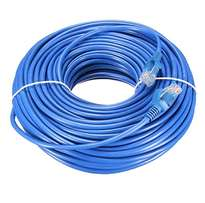 100FT 40M CAT5 RJ45 Ethernet LAN Internet Network UTP Cable Wire Patch