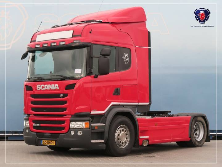 Scania G450 LA4X2MNA - 2016