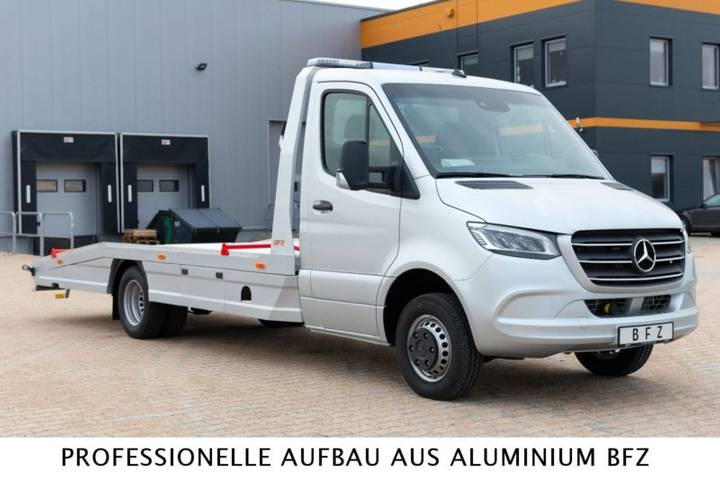 Mercedes-Benz Sprinter 519 V6 DISTRONIC Luftfederun BFZ ® - 2019