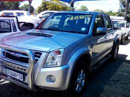 Isuzu KB 300 D teq for sale