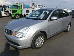 Nissan / BLUEBIRD SYLPHY CHASSIS # G11-0305 year 2010