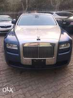 Almost a Brand new 2014 Rolls Royce Ghost 4 doors for Sale