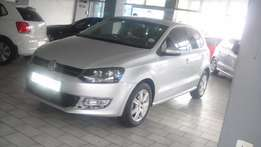 Pre owned 2012 Polo 6 1.4 comfort line