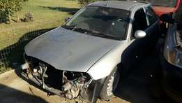 MG ZR complete body