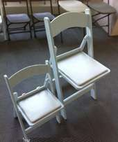 Kids and Adult Wimbledon folding chairs for sale