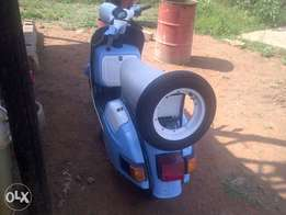 classic SL OLD vespa its forsale R350dollars