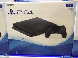 PS4 Slim 1TB 2016 models new boxed