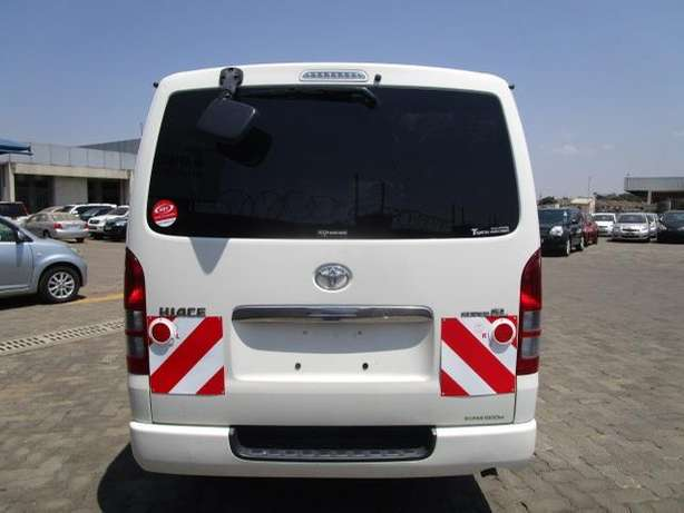 Toyota Hiace | Diesel | Super GL | 2010 South C - image 3