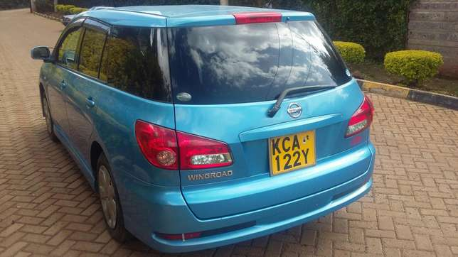 Nissan Wingroad Muthaiga - image 4