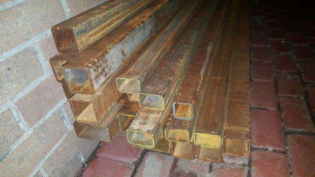 Lip channel and various other steel tubing Pretoria - image 4