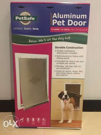 PetSafe Aluminum Pet Door (Flap Door X large)