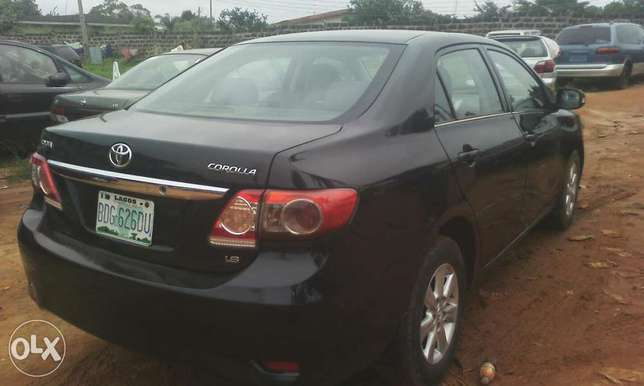 Toyota corola 2010 model first body 4 sale Sagamu - image 3