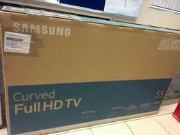 Samsung Curved Full HD TV 55""