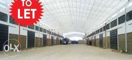 Warehouse or Godowns To Let, Mombasa Road