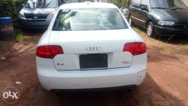 Audi A4, Full Option Direct Belgium 2007 Benin City - image 1
