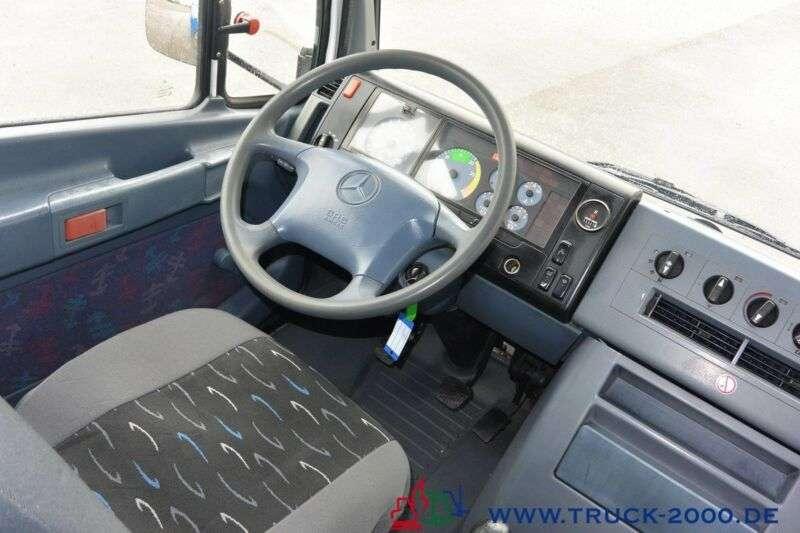 Mercedes-Benz Vario 814 D Vario Doka 6-Sitze Kran 1.9 to. - 2004 - image 12
