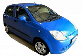2009 spark with AirCon