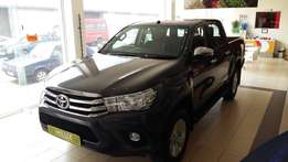 jump now limited stock big specials new Toyota Hilux bakkies available