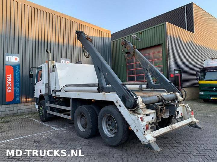 DAF CF 75 290 manual 6x2 steel NL - 2001 - image 4