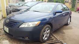 Toyota Camry LE (2008) Muscle