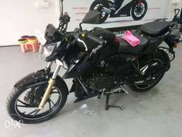 TVS Apache RTR 200 (stock clearance sales-offers)