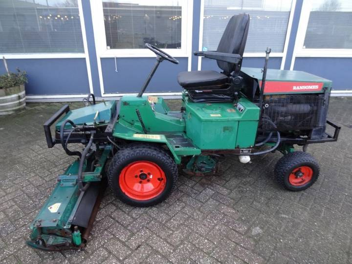 ransomes 213 - 1994