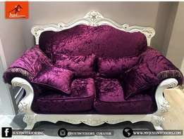 Varieties of royal sofa furniture chairs