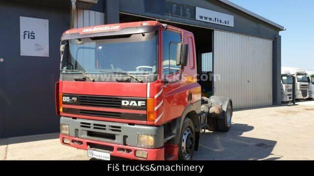 DAF CF 85.400 ATI - COMPLETE SPRING - 2019