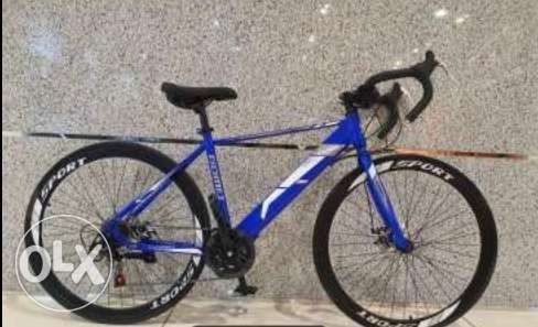 gumie road bike brand new 55bd 26inch