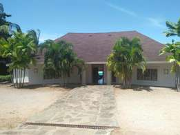 5bedroom house kibokoni residence Malindi